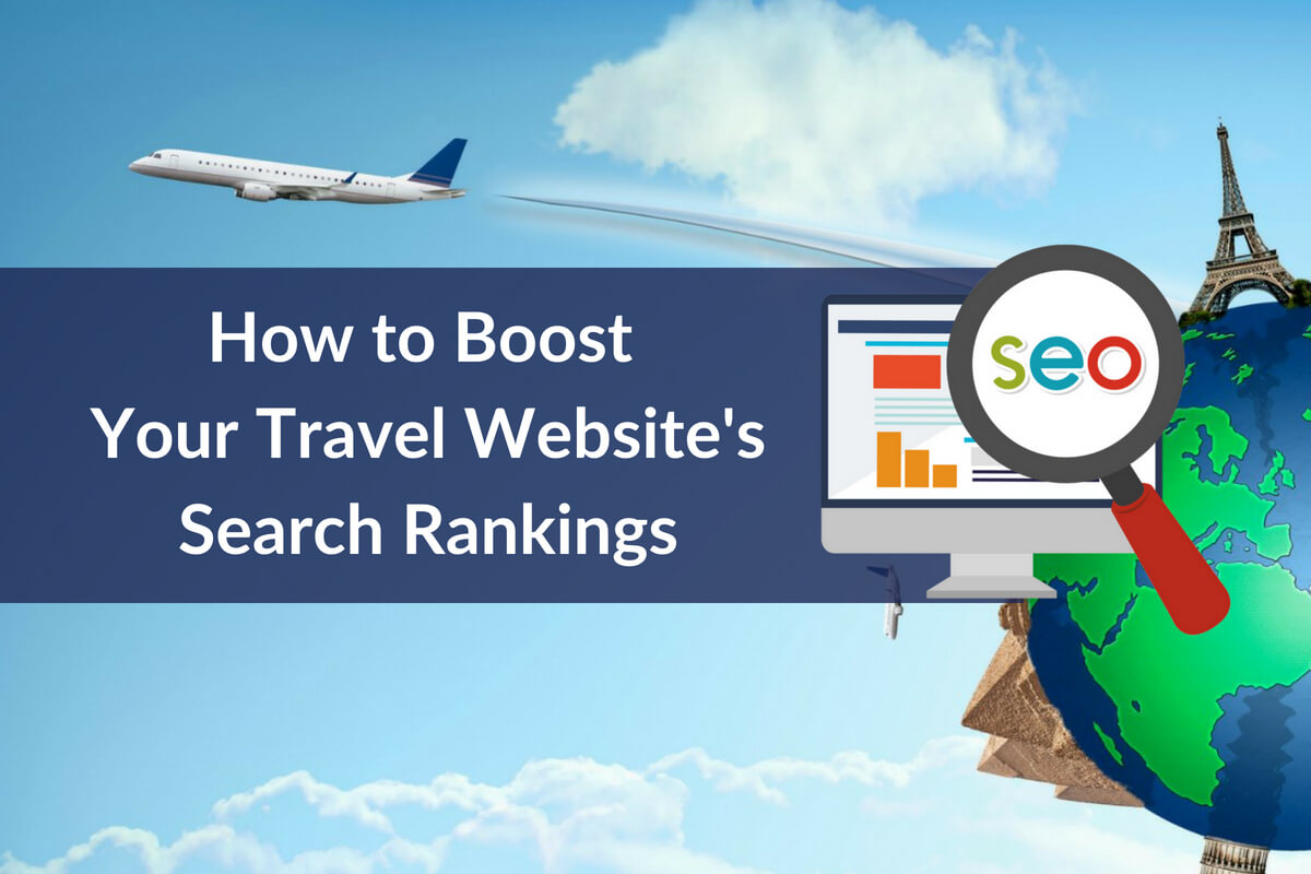 How to SEO your Travel Website