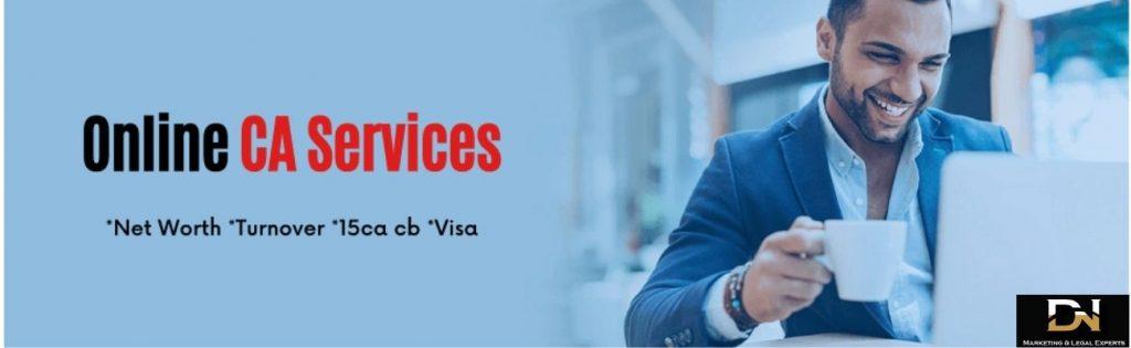 CA Online Services